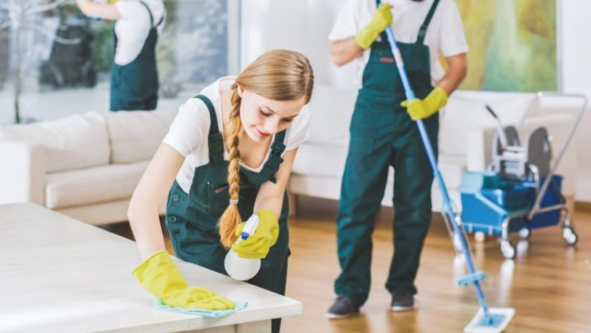 Cleaning At Its best for You