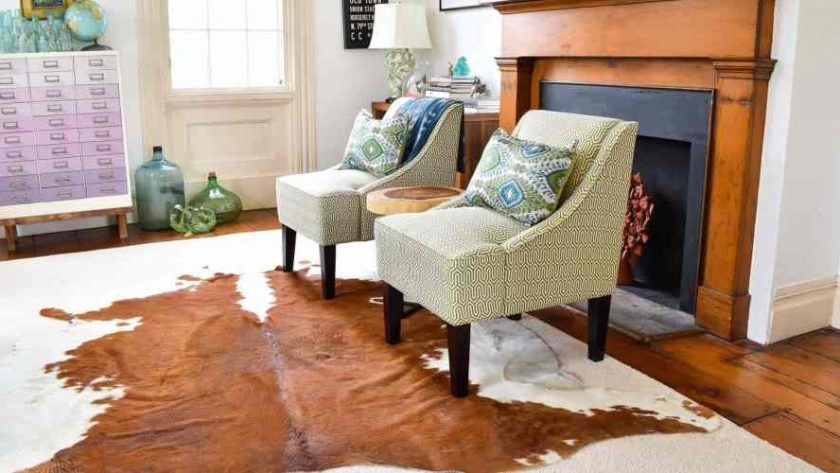 The Ultimate Natural Rug - The Humble Cowhide