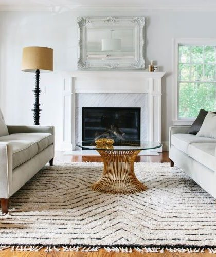 Decorating Your Home With Large Rugs