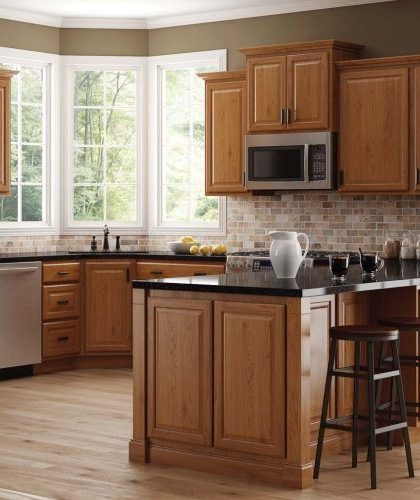 Unfinished Kitchen Cabinets and Buying